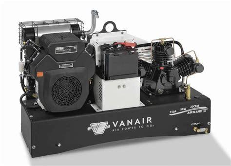 vanair air n arc 150 all in one power system 050681