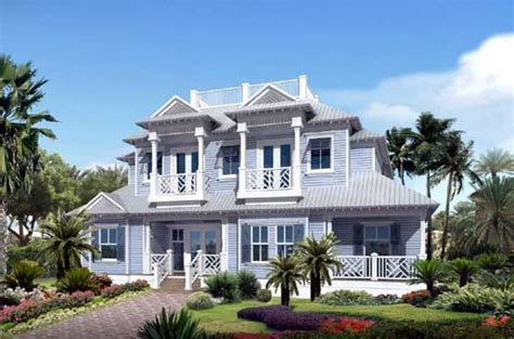 monster house plans com coastal style house plans 3378 square foot home 2 story 3 bedroom and 4 bath 2