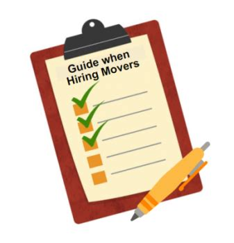 hiring movers guide