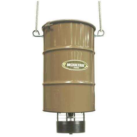 Hanging Feeders moultrie 174 pro magnum 30 gal hanging feeder 200 lb capacity 127688 feeders at sportsman s