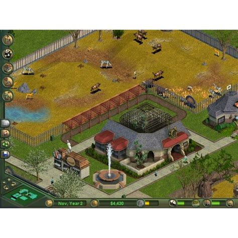 design a zoo game zoo tycoon and zoo tycoon 2