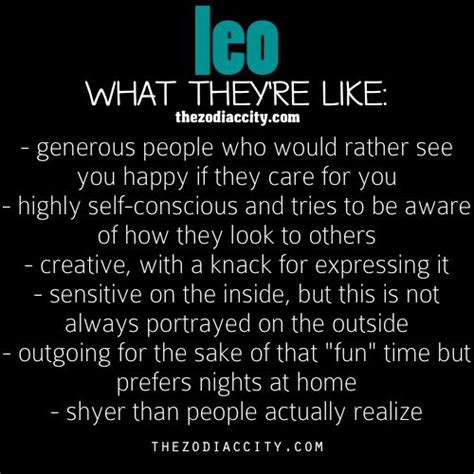 25 best ideas about leo traits on pinterest leo zodiac