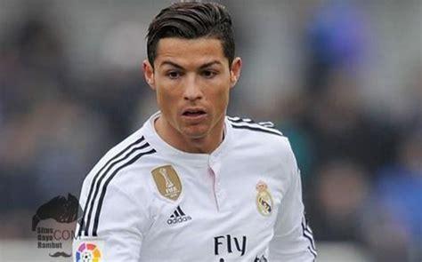 Model Rambut Cr7 Terbaru by Model Gaya Rambut Cristiano Ronaldo Cr7 Terbaru 2018