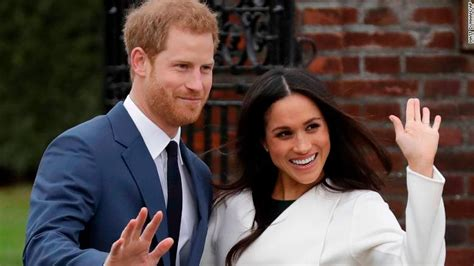 prince harry and meghan markle called perfect couple by prince harry and meghan markle appear after engagement cnn