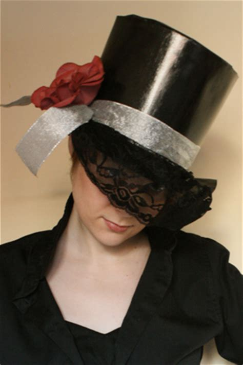 Hats Out Of Paper - top hat made from paper tally s treasury