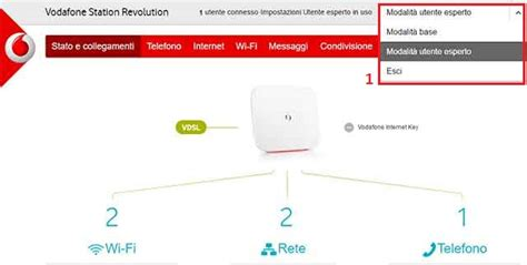 reset software vodafone station revolution configurazione dyndns it per vodafone station dyndns it