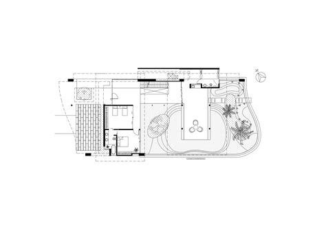 Kitchen Floor Plan Designs Gallery Of Fish House Guz Architects 16