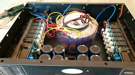 stereo amplifier   amplifier