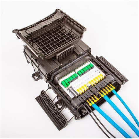 Aerial Closure 48 By Auto79 outdoor fiber distribution closure optical fibre systems