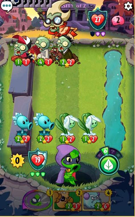 Plants Vs 4 plants vs zombies heroes top 10 tips cheats heavy