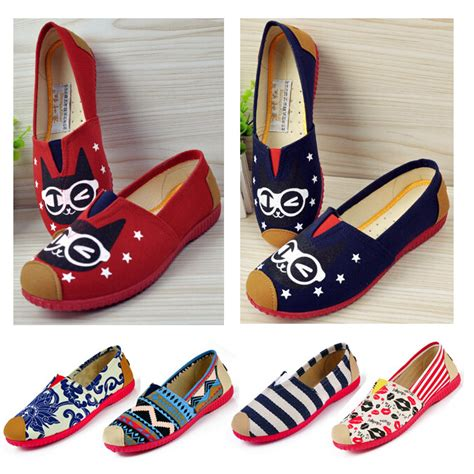 colorful flat shoes new 2015 fashion high quality lazy shoes colorful