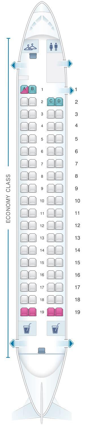 dash 8 400 seating seat map qantaslink dash 8 q400 seatmaestro