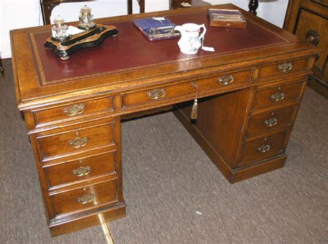 double sided kids desk good quality victorian oak double sided desk 262391