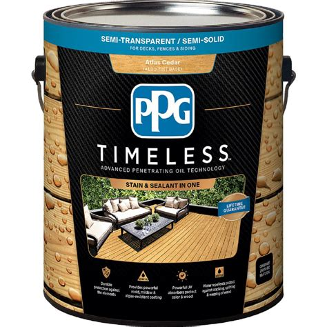 ppg timeless  oz tst  atlas cedar semi transparent