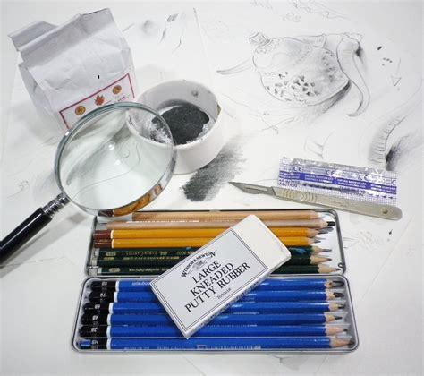 Drawing Materials Shopping
