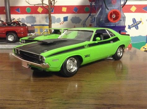 Envygreen Simply Pack dodge challenger green simple new dodge challenger rt