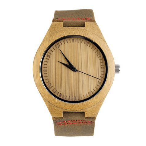 2016 fashion s watches bamboo wood wooden