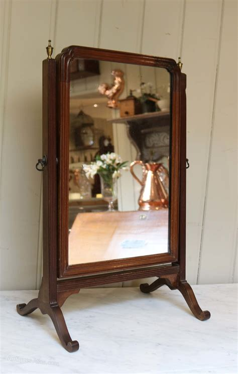 Antique Desk With Mirror by Antiques Atlas 19th Century Mahogany Dressing Table Mirror