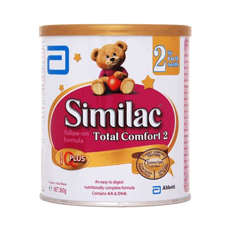 where to buy similac total comfort similac total comfort 2 360gm 6 12 months baby milk