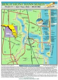 hutchinson island florida map front mann realty management maps of hutchinson