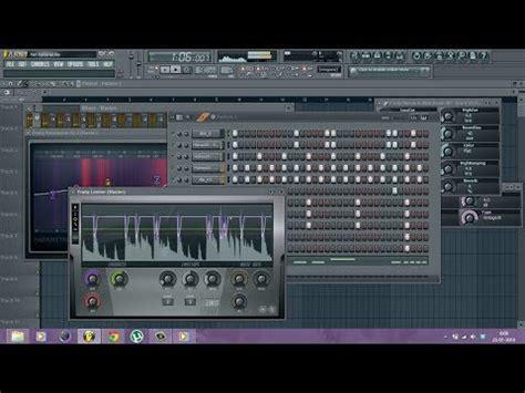 tutorial fl studio 10 grabar voz de reguettton autotune como editar voz en fl studio 10 autotune 5 y masterizacion