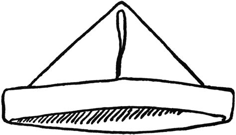 paper boat clipart black and white sailor hat clipart clipart suggest