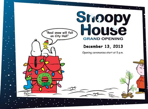 snoopy house costa mesa holiday events in costa mesa