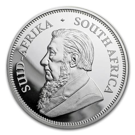 1 Oz Silver Coin Value - 2017 south africa 1 oz silver krugerrand proof silver
