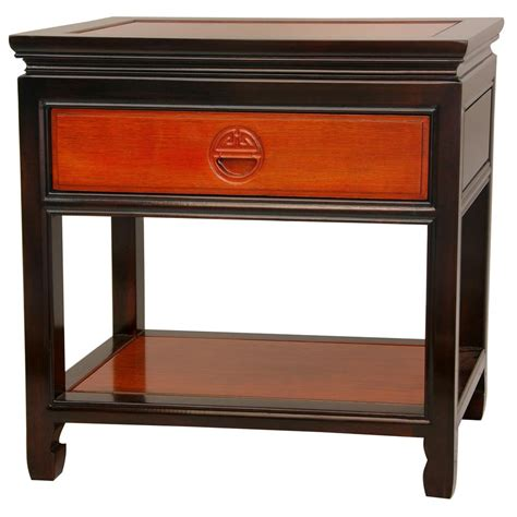 Colorful Bedside Table Bedside Multi Colored End Table St Pa101 2 The Home Depot