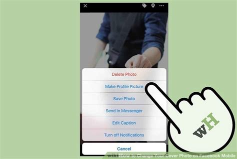 How To Find Photos Of On How To Change Your Cover Photo On Mobile With Pictures