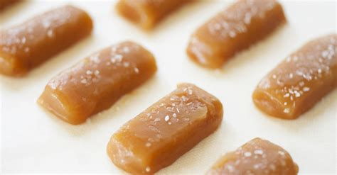 Handmade Caramels - forget the thermometer you can make these 5