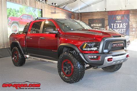 Dodge Rebel Concept by 6 Things To About Ram Rebel Trx Concept Truck Dodge