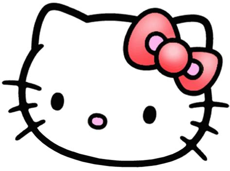 imagenes de hello kitty grandes cara hello kitty para imprimir