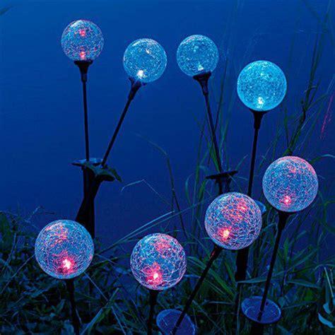 agréable Lampes De Jardin Solaire #1: Lampes-solaires-jardin-sphère.jpg