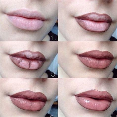 Seven Lipstick seven makeup tricks you to learn to perfectly apply