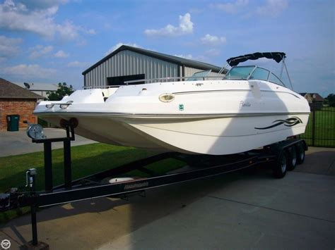 used rinker bowrider boats for sale 2002 used rinker flotilla 26 trimaran bowrider boat for