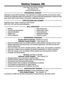 Description For Staffing Coordinator by Sle Resume Staffing Coordinator