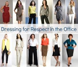 dressing for respect in the office wardrobe oxygen