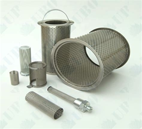 stainless steel316hc filter strainer baskets perforated filter basket filter element filter