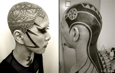 neo tribal tattoo taku oshima japan s blackwork master lars krutak