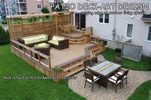 trek patio patio deck designs 174 trex contemporary porch