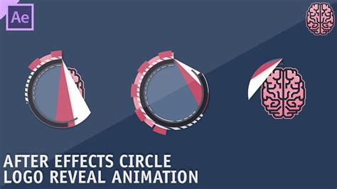 logo reveal tutorial tutorial circle logo reveal animation after effects cc