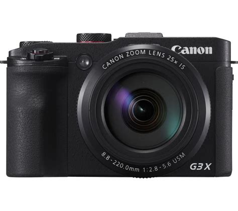 Canon G3 canon powershot g3 x superzoom compact black