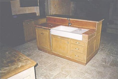 meuble d evier cuisine meuble ilot d une cuisine
