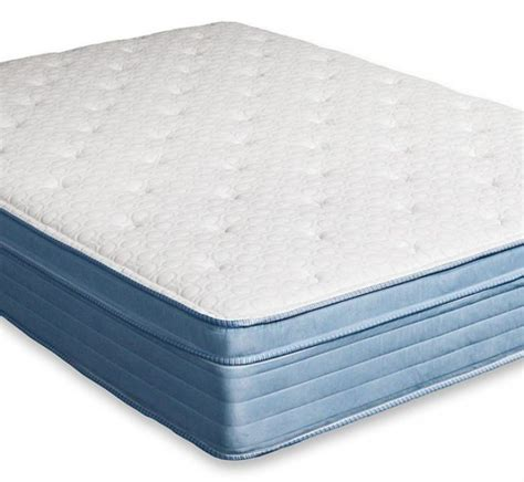 california king bed pillow top 13 quot euro pillow top cal king mattress from furniture of