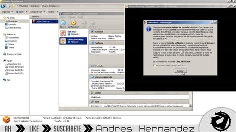 imagenes maquinas virtuales virtualbox como importar maquinas virtuales en virtualbox archivos