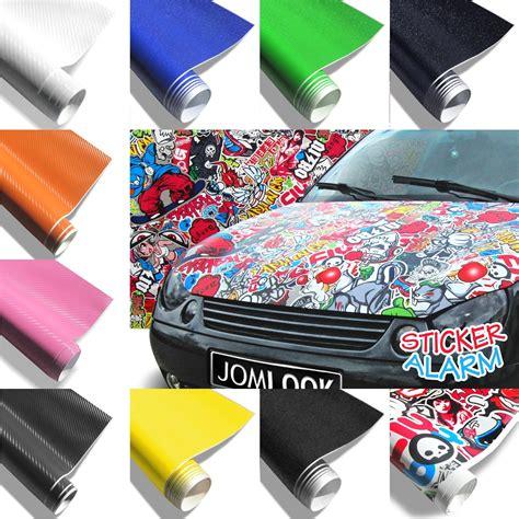 matt folie auto carbon folie matt sticker bomb folie auto deko klebe folie