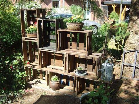 Shop Garten by Weinkisten Weinsteigen Gartendeko Deko Shabby Chic In Petershagen Sonstiges F 252 R Den Garten