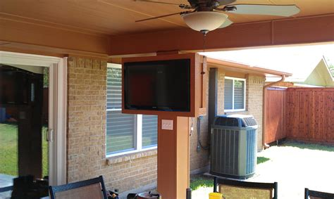 Outdoor Patio Tv Mounts by Outdoor Patio Tv Mounts Icamblog