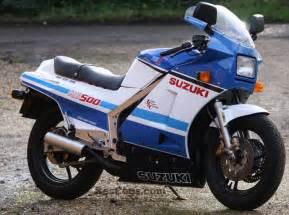 Suzuki Rg Gamma Suzuki Suzuki Rg 500 Gamma Moto Zombdrive